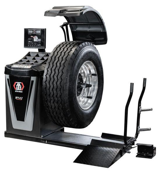 Aparat echilibrat roti camion