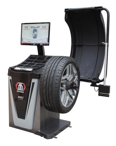 Aparat echilibrat roti ATH W62-M-3D