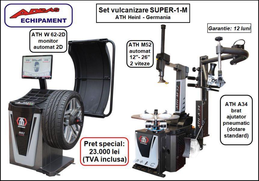 Set Super-1 cu monitor