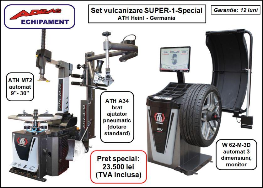 Set vulcanizare Super-1 Special