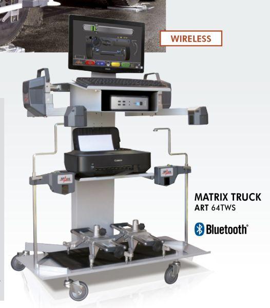 Stand directie Matrix Truck 64TWS